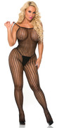 Controlled chaos bodystocking
