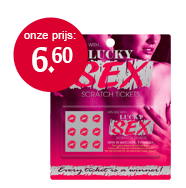 Lucky sex scratchcard
